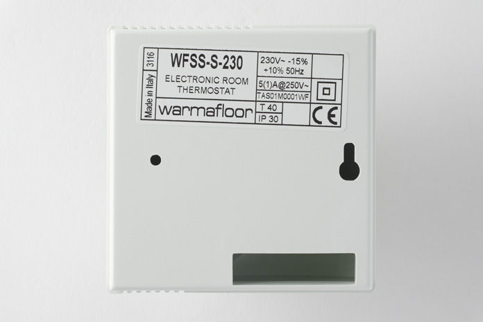 WFSS-S-230 back with label
