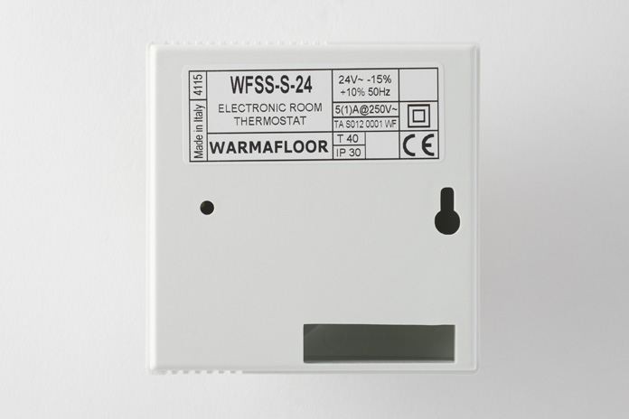 WFSS-S-24 back showing label