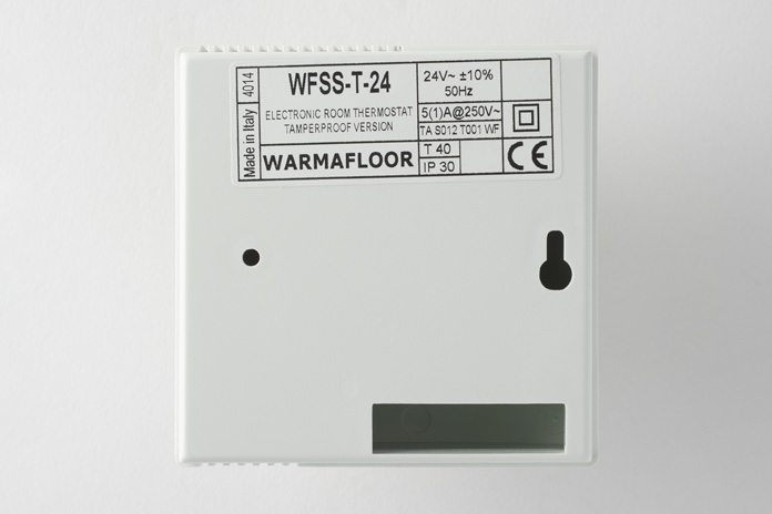 WFSS-T-24 back view with label
